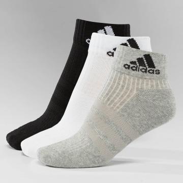 adidas originals Sokken 3-Stripes Per An HC 3-Pairs zwart