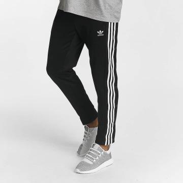 adidas originals Spodnie do joggingu Snap czarny