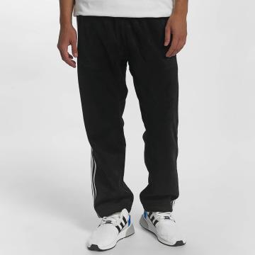 adidas originals Spodnie do joggingu Velour BB czarny