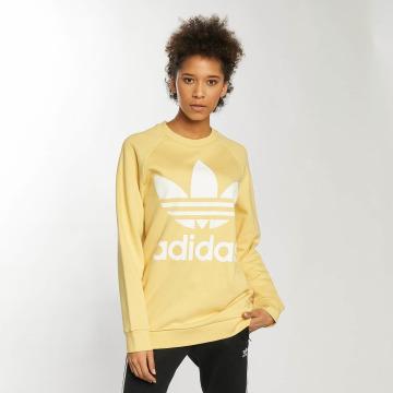 adidas originals Sweat & Pull Oversized jaune
