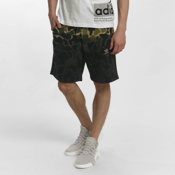 adidas originals Szorty Camo moro