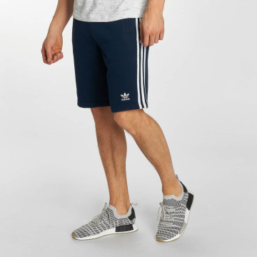 adidas originals Szorty 3-Stripes niebieski