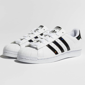 adidas originals Tøysko Superstar hvit
