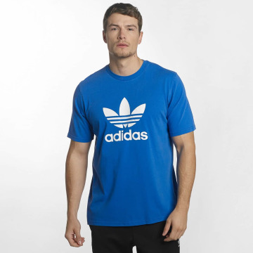 adidas originals T-Shirt Trefoil bleu