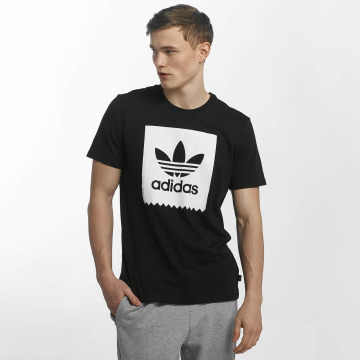 adidas originals T-Shirt Solid BB schwarz