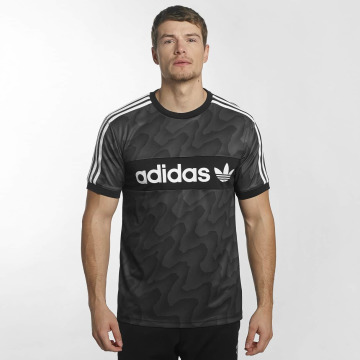 adidas originals T-Shirt Clima Club schwarz