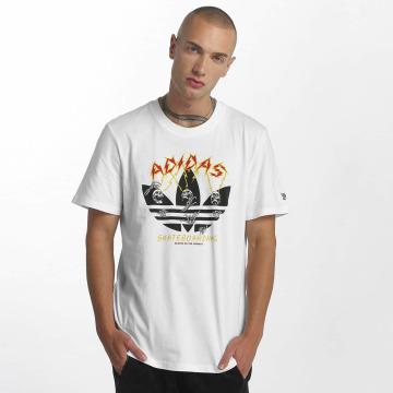 adidas originals T-Shirt Shock weiß