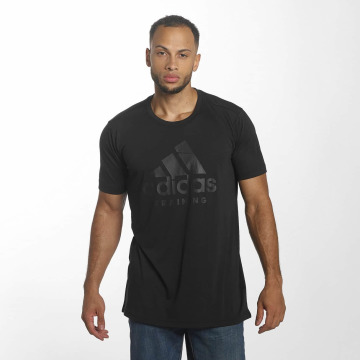 adidas originals T-Shirty Adi Training czarny