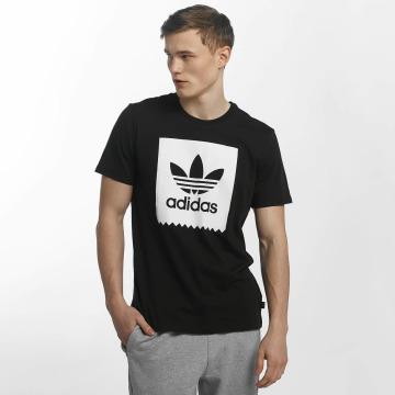 adidas originals T-skjorter Solid BB svart