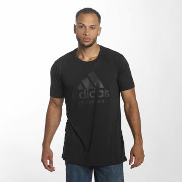 adidas originals T-skjorter Adi Training svart