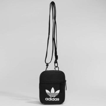 adidas originals Tasche Festival Trefoi schwarz