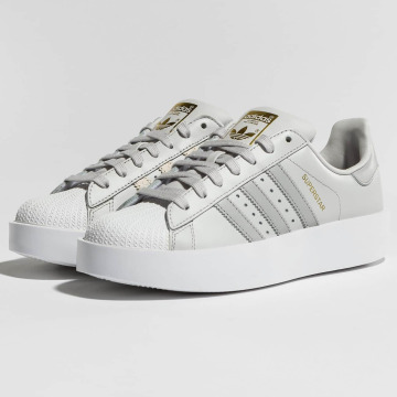 adidas originals Tennarit Superstar Bold harmaa