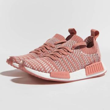adidas originals Tennarit NMD_R1 STLT PK W vaaleanpunainen