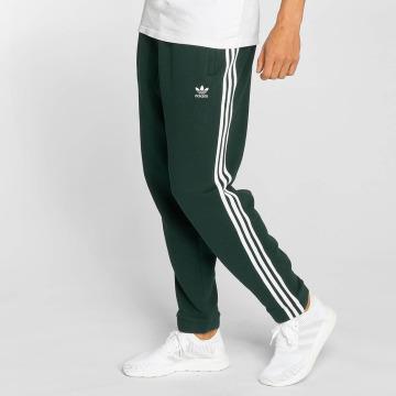 adidas originals Verryttelyhousut 3-Stripes vihreä
