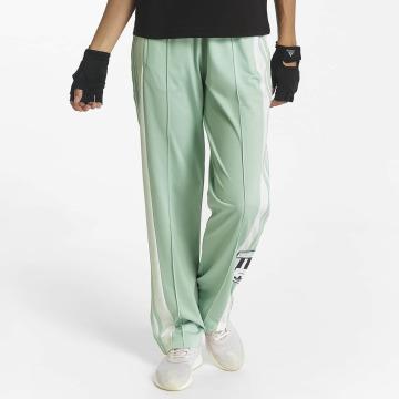 adidas originals Verryttelyhousut Adibreak vihreä