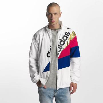 adidas originals Veste mi-saison légère Tribe Track blanc