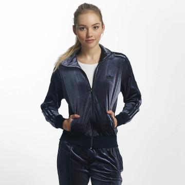 adidas originals Veste mi-saison légère Firebird Track bleu