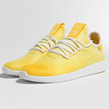 adidas originals Zapatillas de deporte pW HU Holi Tennis H amarillo