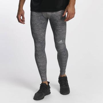 adidas Performance Леггинсы Techfit Base серый