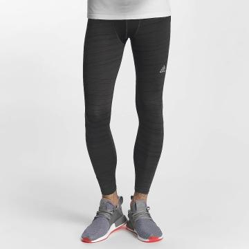 adidas Performance Леггинсы Techfit Long Print Tights черный