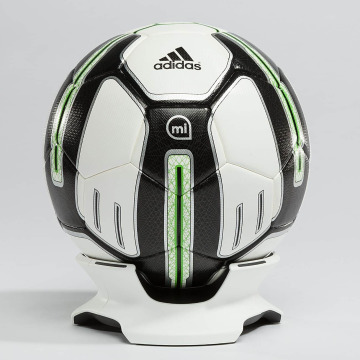 adidas Performance Balle Smart Ball blanc