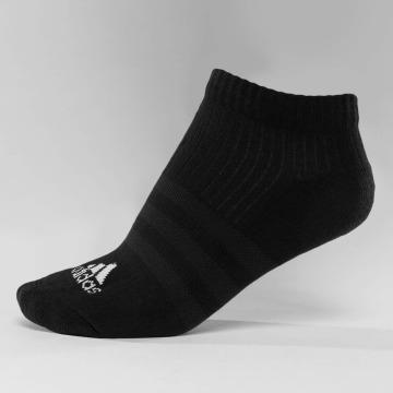 adidas Performance Calcetines 3-Stripe No Show negro