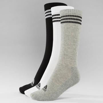 adidas Performance Calzino Performance 3-Stripes bianco