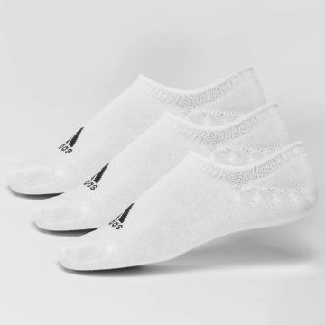 adidas Performance Calzino Invisible Thin bianco