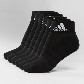 adidas Performance Chaussettes 3-Stripes Per An HC noir