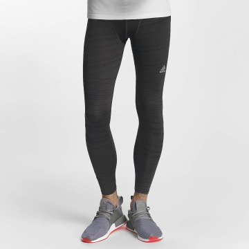 adidas Performance Legging/Tregging Techfit Long Print Tights negro
