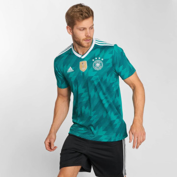 adidas Performance Maillot de sport DFB A Jersey vert