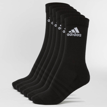 adidas Performance Ponožky 3-Stripes čern
