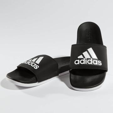 adidas Performance Sandalen Adilette Comfort schwarz