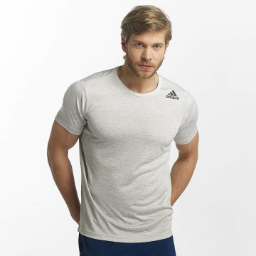 adidas Performance T-Shirt Freelift Gradient blanc