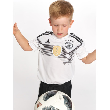 adidas Performance trykot DFB Home bialy