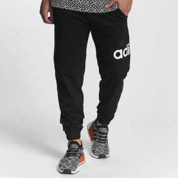 adidas Performance Verryttelyhousut Essentials Logo musta