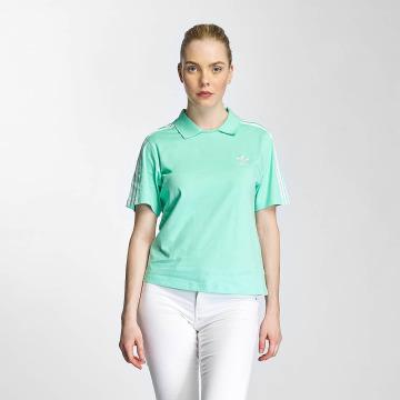 adidas Poloshirt Polo grün