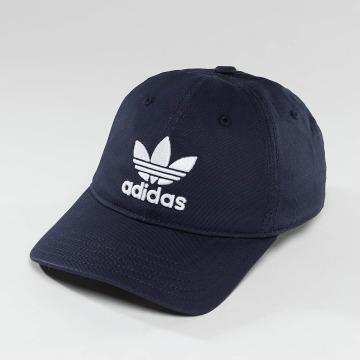 adidas snapback cap Trefoil Cap blauw