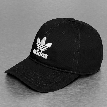 adidas Snapback Caps Trefoil sort