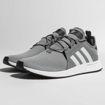 adidas Sneaker X PLR grau