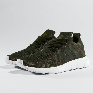 adidas sneaker Swift Run olijfgroen