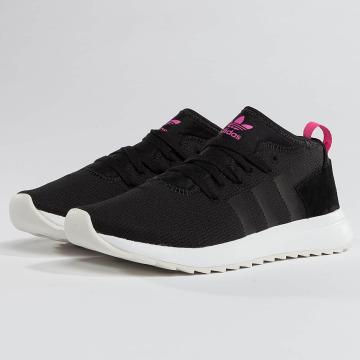adidas Sneaker FLB Mid schwarz
