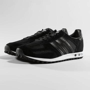 adidas sneaker LA Trainer J zwart