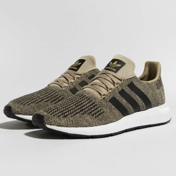 adidas Sneakers Swift Run gold colored