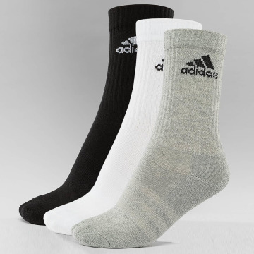 adidas Sokken 3-Stripes Per Cr HC 3-Pairs zwart