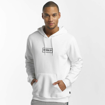 adidas Sweat capuche Spell Out blanc
