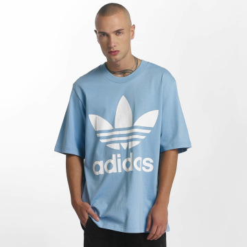 adidas T-Shirt Oversized blue