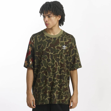 adidas T-shirt PW HU Hiking kamouflage