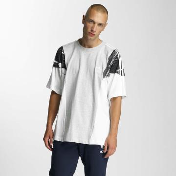 adidas t-shirt LA Boxy wit