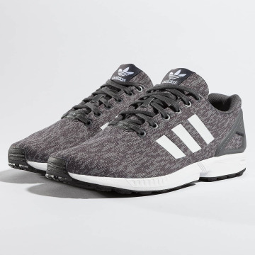 adidas Tennarit ZX Flux harmaa